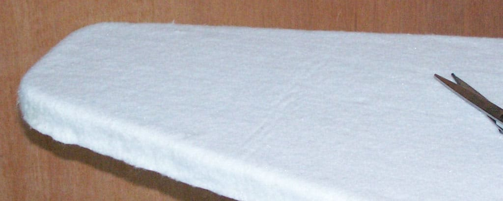 Better Homes And Gardens Wide Top Ironing Board Pad Cover Ticking Stripe