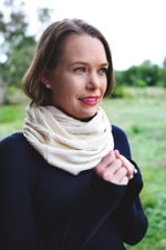 australian makers-woolerina image-female scarf-150x225