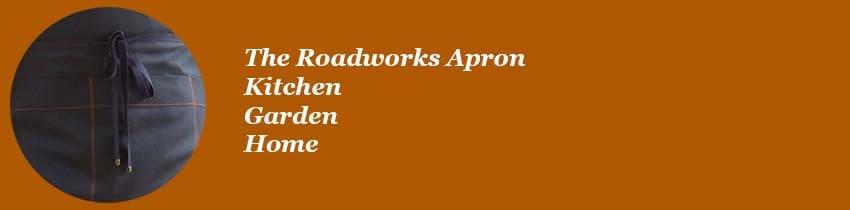 apron,large apron,chefs apron,roadworks apron,