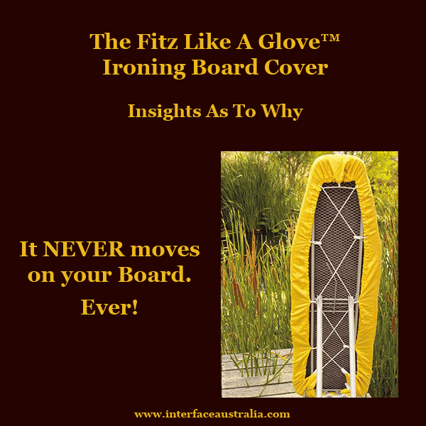 The Fitz Like A Glove Ironing Board Cover