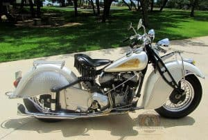 Facebook Daily. #10 Motor Bikes. Indian Chief Motorcycle. 1945. 2018 January 02