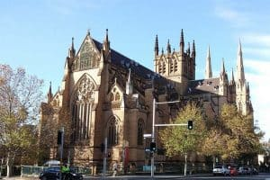 Fitz Like A Glove™ Cover Glams It Up St Mary's Cathedral Sydney
