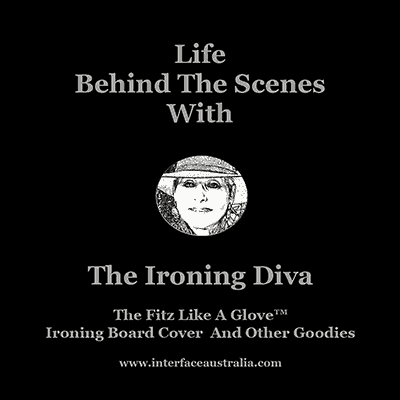 Life Behind The Scenes With The Ironing Diva Podcast